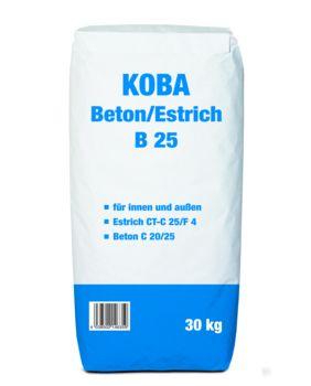 KOBA Beton/Estrich B25 30kg
