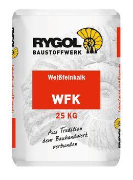 Weißfeinkalk WFK CL 90-Q ungelöscht 25kg